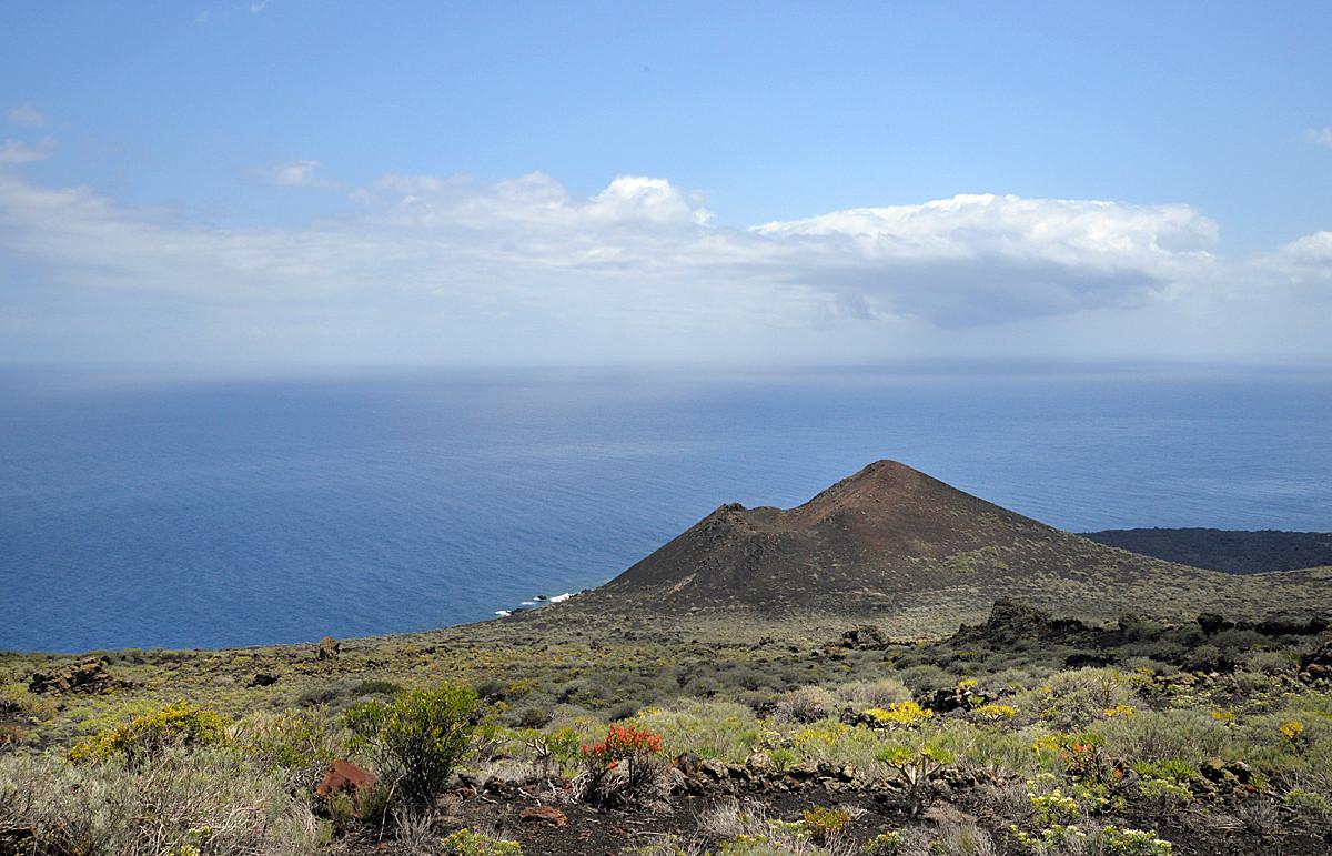La Palma, der vulkanische Süden