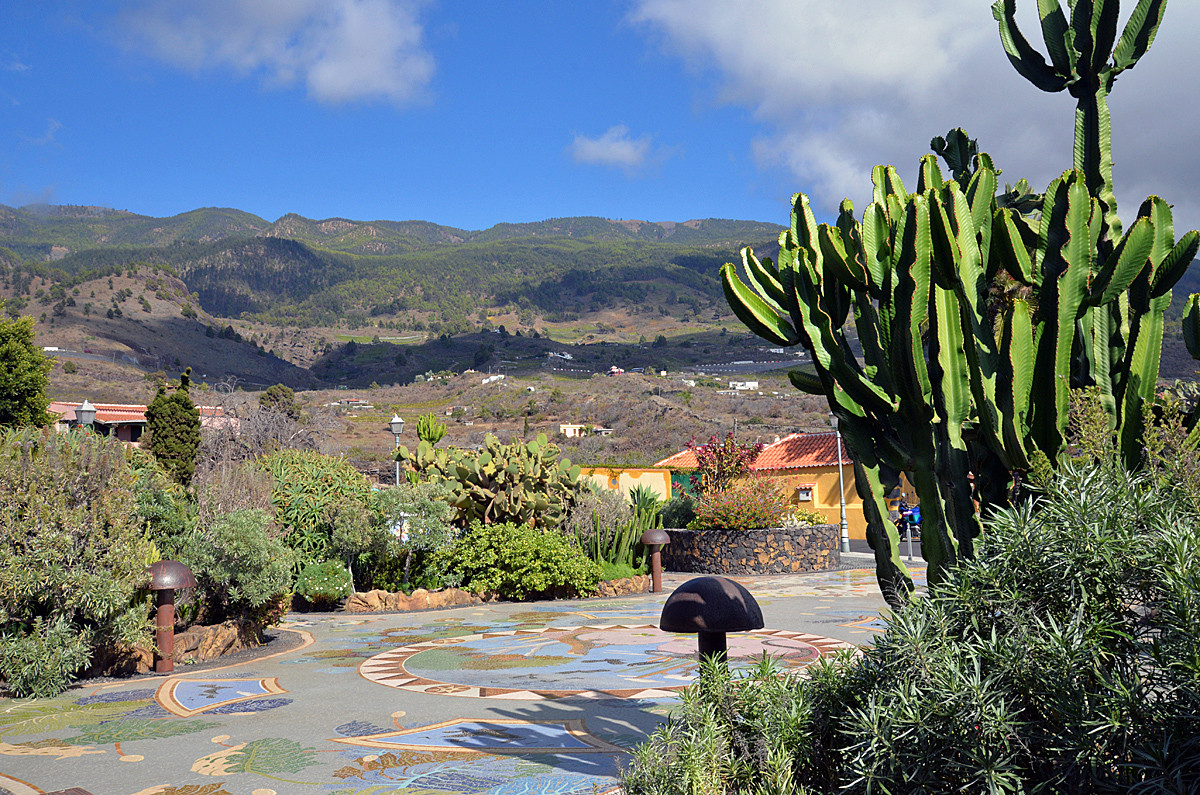 La Palma, Plaza la Glorieta