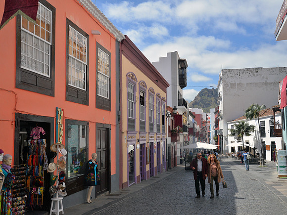 La Palma, Altstadt, Santa Cruz