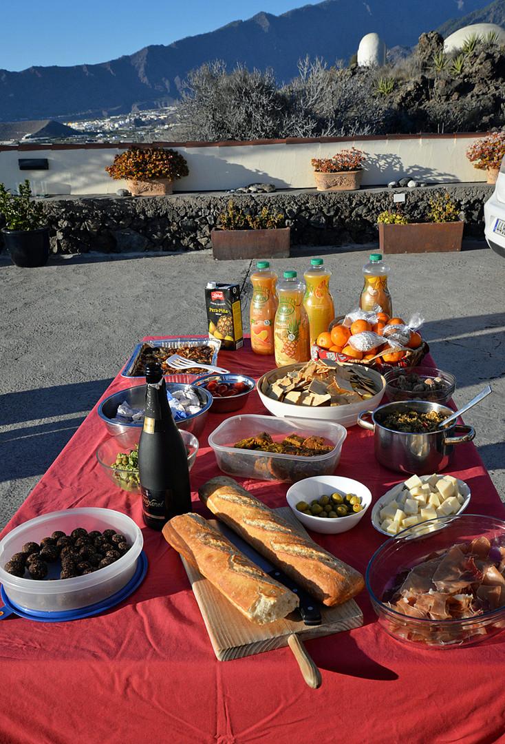 La Palma, Event Organisation