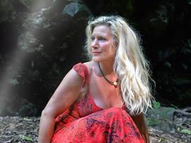La Palma, weibliche Magie Shooting