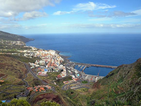 La Palma, Mirador Conception