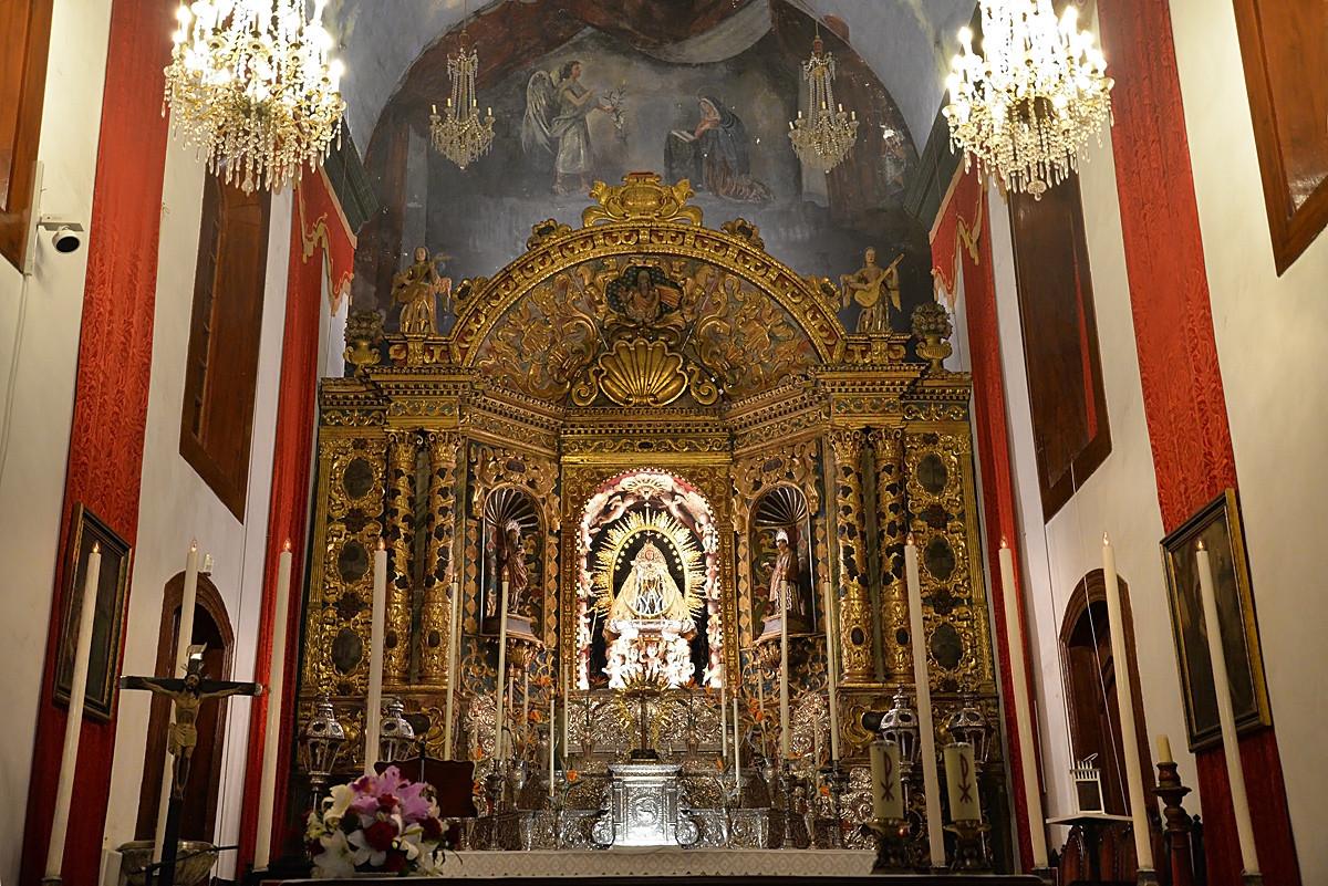 La Palma, Virgen de las Nieves