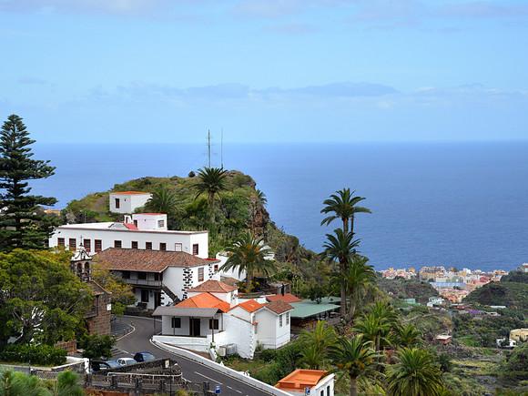 La Palma, Virgen las Nieves