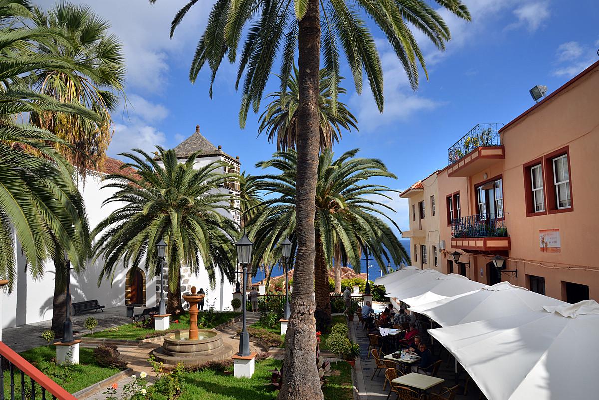 La Palma, Fotospaziergang San Andres