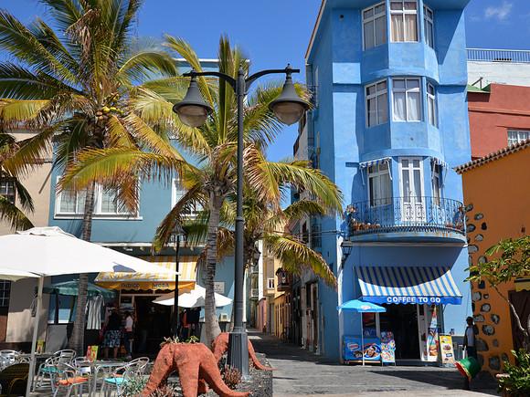 La Palma, Tazacorte, Puerto
