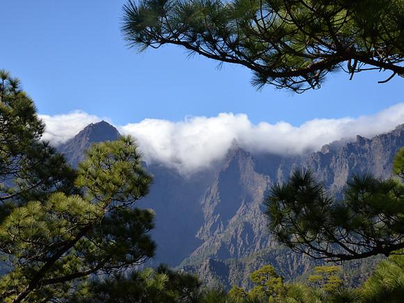 La Palma, Mirador Cumbrecita