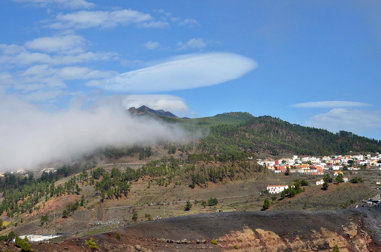La Palma, Blick nachFuencaliente