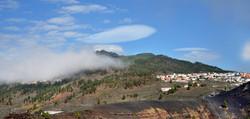 La Palma, Fuencaliente, Vulkane