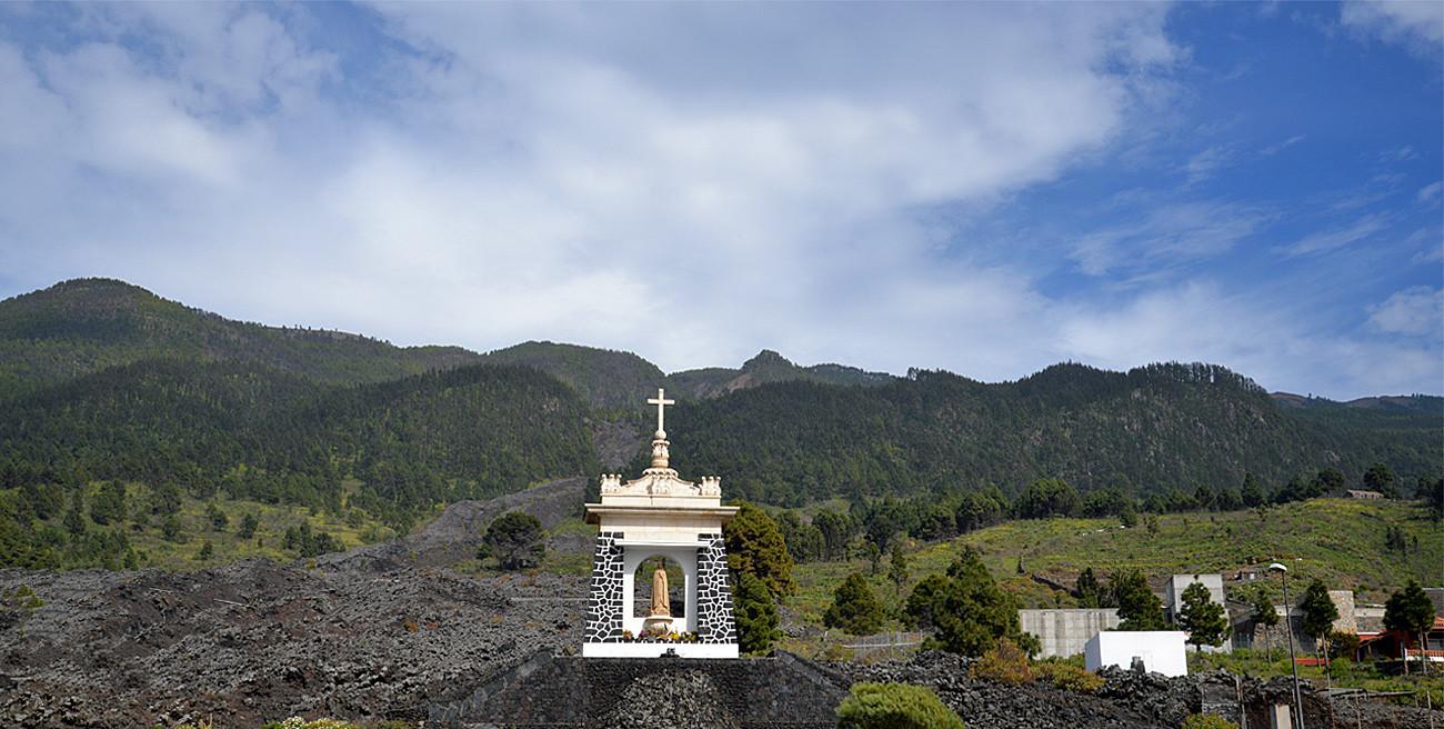 La Palma, auf den Weg in den Süden - Las Manchas