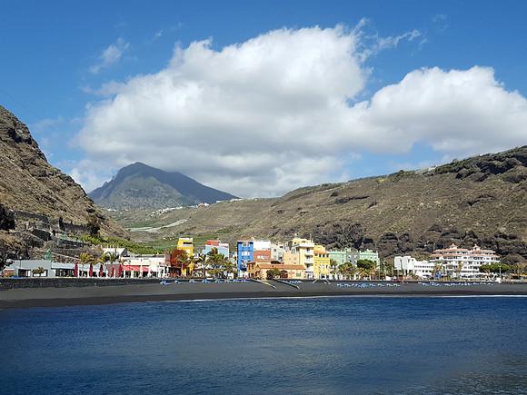 La Palma, Tazacorte Puerto