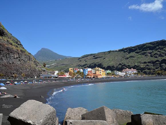 La Palma, Tazacorte, Strand