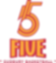 FIVE LOGO Orange Red .png