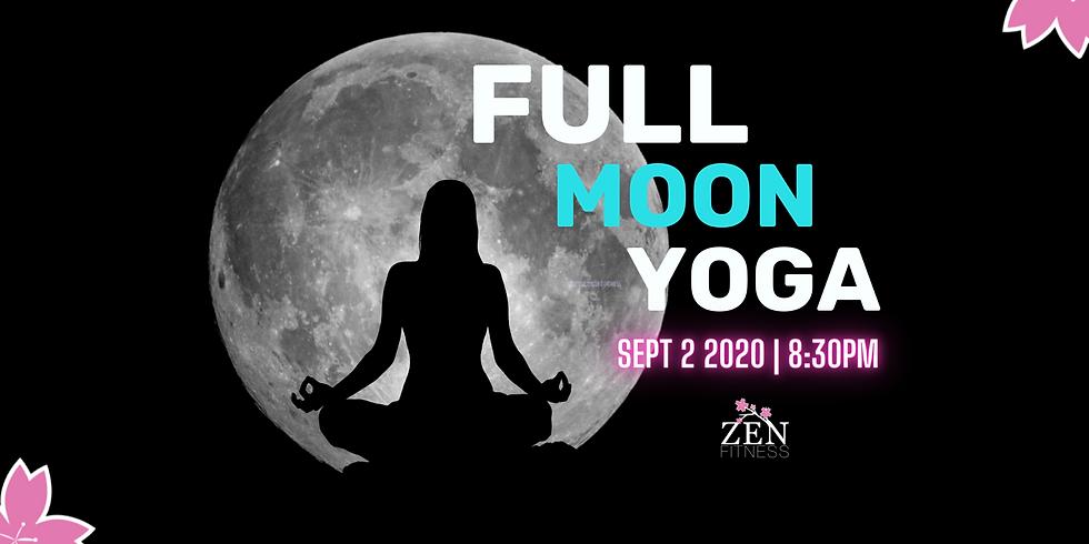 Bell Park - Full Moon Yoga