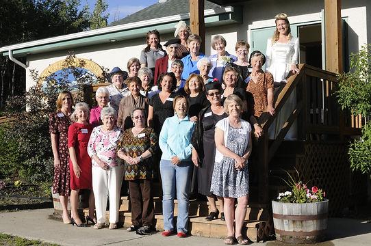 Group Portrait-Square Butte Ladies Group