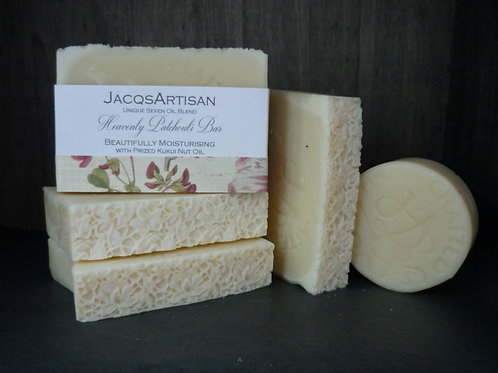Heavenly Patchouli soap bar large 120g