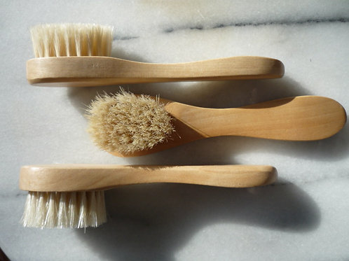 Natural facial Brush JacqsArtisan
