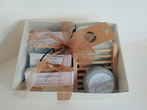 Large soap gift set