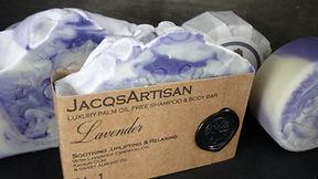 Shop for Lavender soap JacqsArtisan