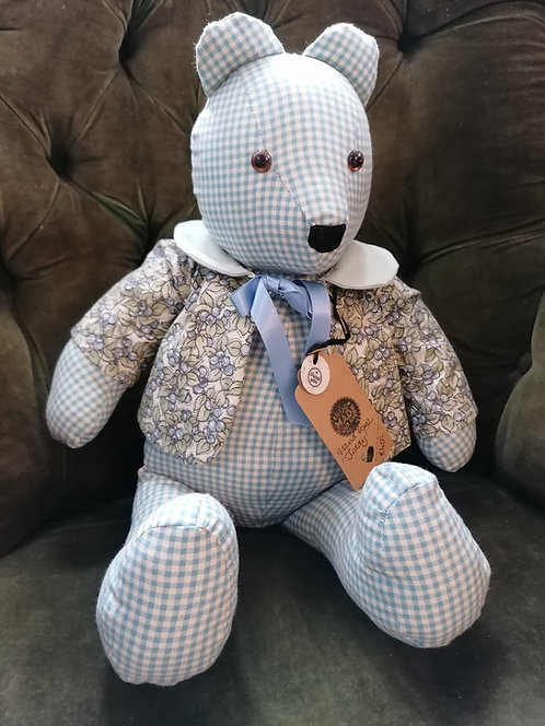 Hand sewn Him - Ted