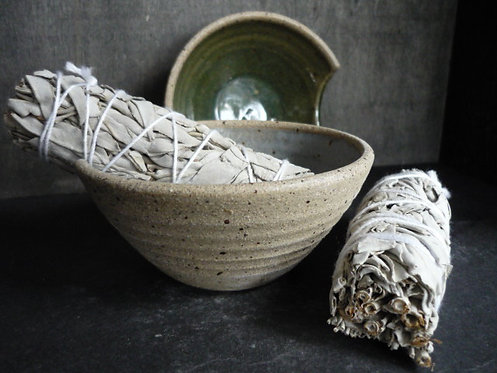 Sage smudge Bowls