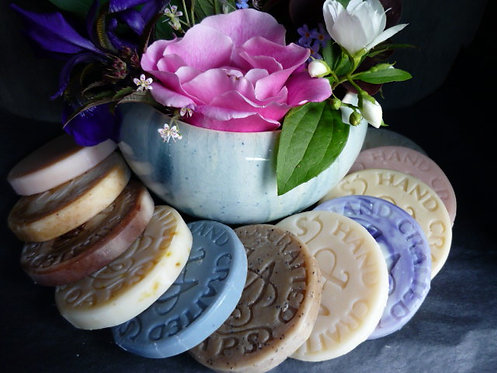 Selection of Guest/ travel soap bars