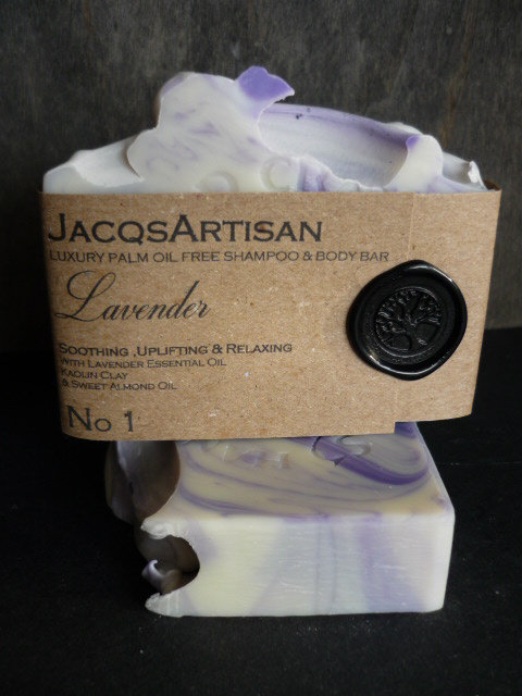 Lavender Soap large