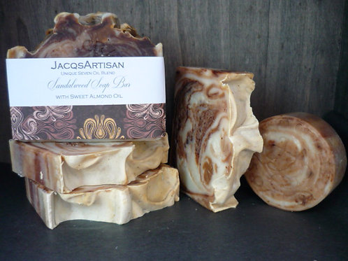 Sandalwood Soap Large 120g bar