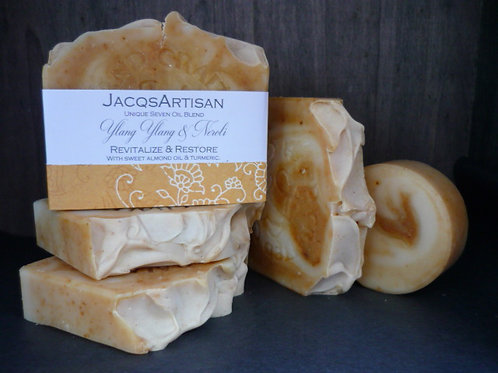 Ylang ylang soap bar large 120g