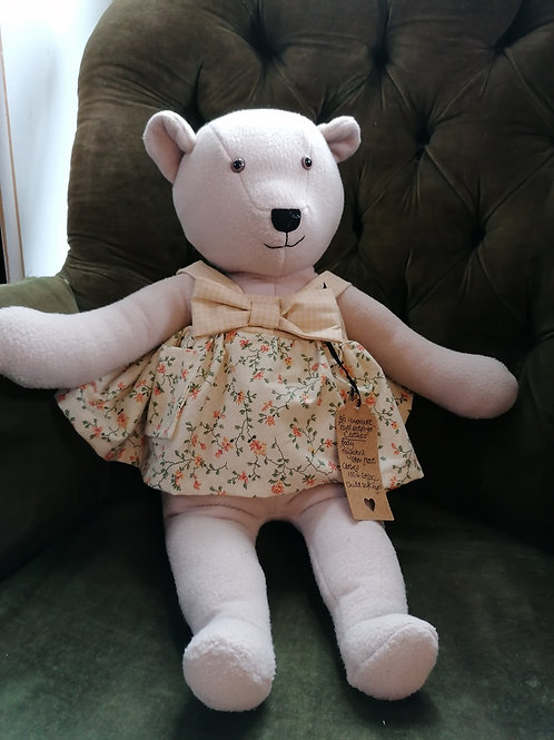 Hand sewn Her - Ted