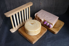 Wooden Soap Dishes.JPG