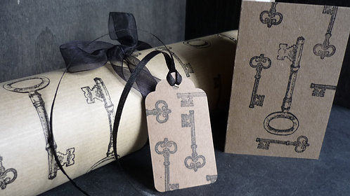 Gift Wrap, Cards and Tags
