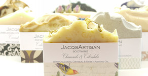Six reasons why handcrafted soaps are just so much better....