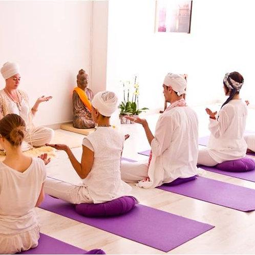 Abono mensual Kundalini Yoga