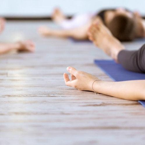 Especialización en Yoga Nidra