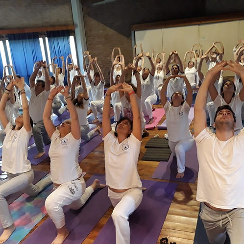 Inscripción Instructorado de yoga 2021