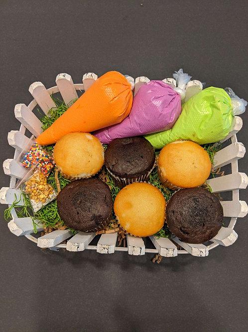 Cupcake Kit - Half Dozen