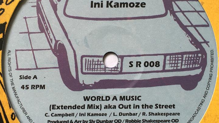 Ini Kamoze–World A Music