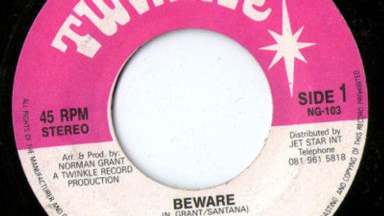 Santana –Beware