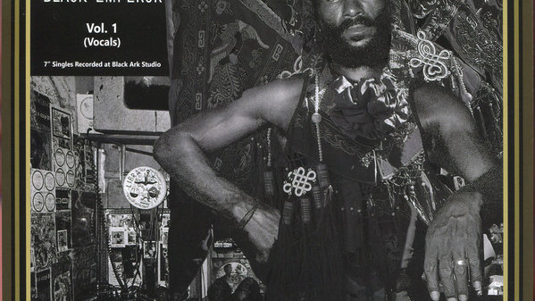 Various ‎– Lee Perry The Black Emperor Vol.1 (Vocals)