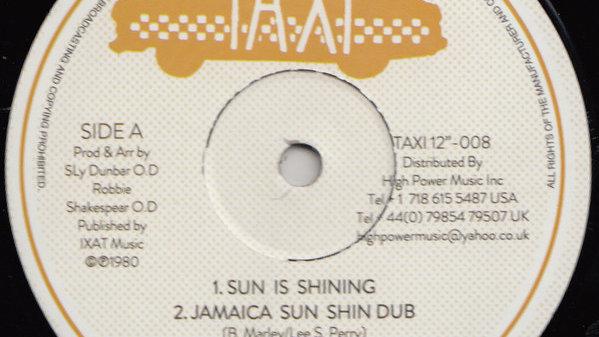 Black Uhuru/Joy White–Sun Is Shining / Tribulation