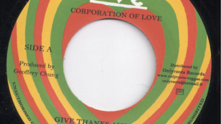 Give Thanks And Praise - Corporation Of Love