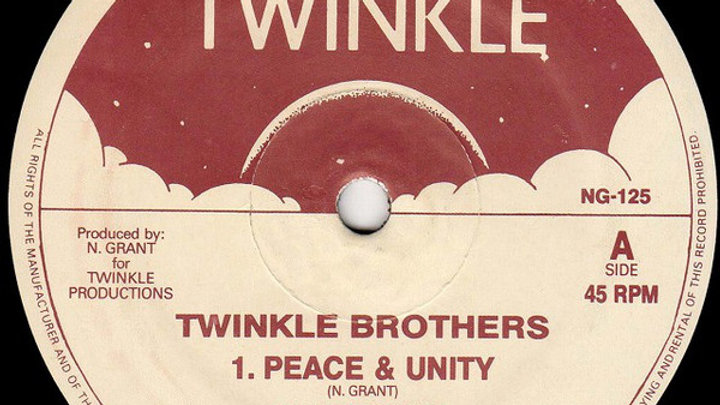 Twinkle Brothers / Della Grant ‎– Peace & Unity / Our Father