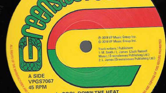 Junior Murvin/Nitty Gritty–Cool Down The Heat