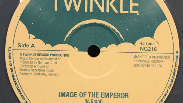 Twinkle Brothers ‎– Image Of The Emperor / Trial And Crosses