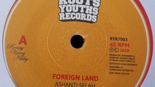 Foreign Land - Ashanti Selah