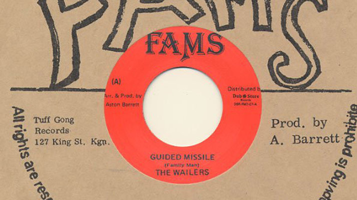The Wailers–Guided Missile / Work