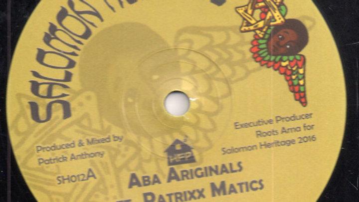 Anthem / Camden Town – Aba-AriginalsFt.Patrixx Matics