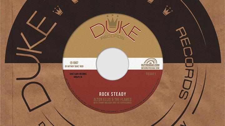 Alton Ellis–Rocksteady / Rocking Time