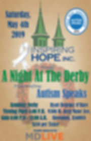 A Night at the Derby Invite - Front (1).